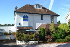 The Sandpiper Guest House in Torquay, Devon, England