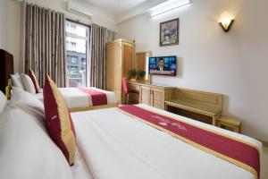 Ruby Hotel, Hotels  Hanoi - big - 11