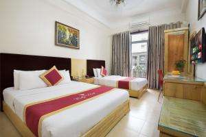 Ruby Hotel, Hotels  Hanoi - big - 5