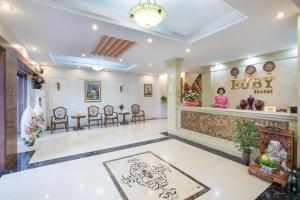 Ruby Hotel, Hotels  Hanoi - big - 14
