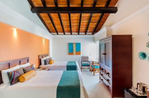 Resort Room Two Double Beds