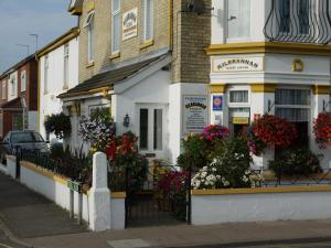 Kilbrannan Guest House in Great Yarmouth, Norfolk, England