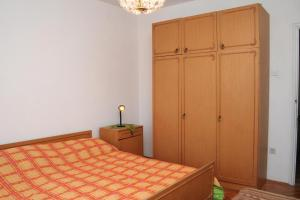 Apartment Sreser 4557a, Apartmány  Janjina - big - 26