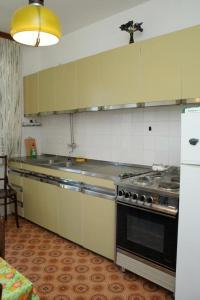 Apartment Sreser 4557a, Apartmány  Janjina - big - 25