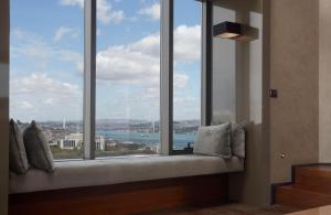 Loft Suite with Bosphorus view