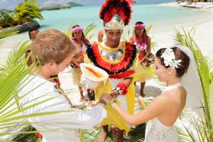 Bora Bora Pearl Beach Resort & Spa, Rezorty  Bora Bora - big - 67
