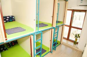 Jinan Sunshine Youth Hostel, Хостелы  Цзинань - big - 5
