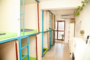 Jinan Sunshine Youth Hostel, Хостелы  Цзинань - big - 3