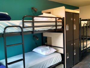 Single Bed in 4-Bed Mixed Dormitory Room