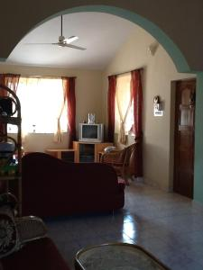 3 BHK Serviced Apartment in Salgao, Bed and Breakfasts  Saligao - big - 7