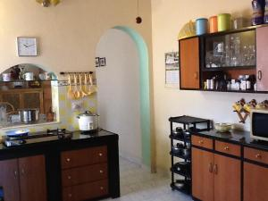 3 BHK Serviced Apartment in Salgao, Bed and breakfasts  Saligao - big - 6