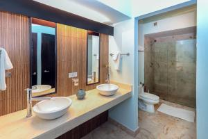 Beachfront Caballito de Mar, Apartmány  Playa del Carmen - big - 31