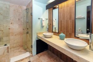Beachfront Caballito de Mar, Apartmány  Playa del Carmen - big - 20