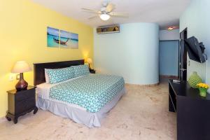 Beachfront Caballito de Mar, Apartmány  Playa del Carmen - big - 24
