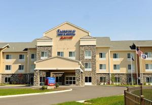 Fairfield Inn and Suites by Marriott Slippery Rock