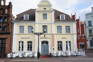 Photo of Hotel Reuterhaus Wismar