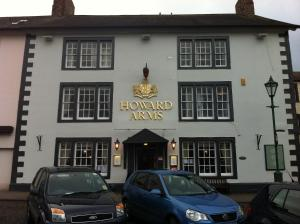 Howard Arms Hotel in Brampton, Cumbria, England