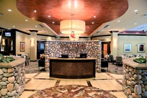 Embassy Suites Charlotte - Concord/Golf Resort & Spa, Hotely  Concord - big - 57