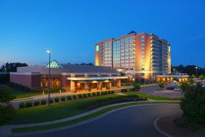 Embassy Suites Charlotte - Concord/Golf Resort & Spa, Hotely  Concord - big - 44