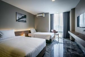 Onyx Hotel Bangkok, Отели  Bang Kapi - big - 53