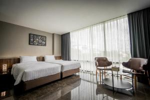 Onyx Hotel Bangkok, Отели  Bang Kapi - big - 14