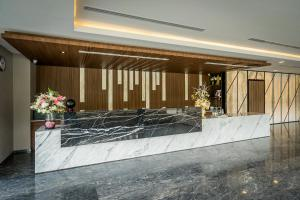 Onyx Hotel Bangkok, Отели  Bang Kapi - big - 39