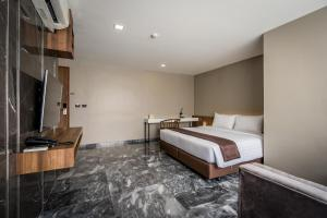 Onyx Hotel Bangkok, Отели  Bang Kapi - big - 21