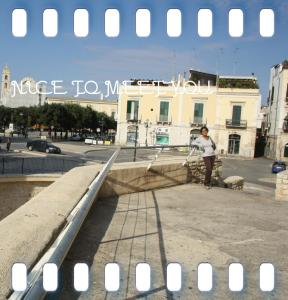 B&B Il Grifone, Bed and breakfasts  Bitonto - big - 19