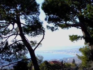 Superbe appartement villa Nice / Villefranche, Apartments  Nice - big - 17