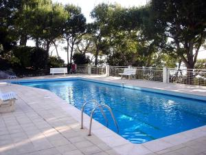 Superbe appartement villa Nice / Villefranche, Apartments  Nice - big - 14