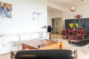 Superbe appartement villa Nice / Villefranche, Apartments  Nice - big - 7