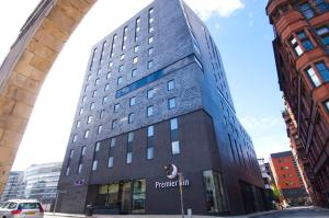 Premier Inn Manchester City (Piccadilly) in Manchester, Greater Manchester, England