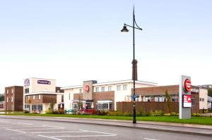 Premier Inn Barry Waterfront in Barry, Glamorgan, Wales