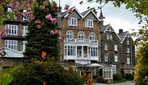 Cairn Hotel in Harrogate, North Yorkshire, England