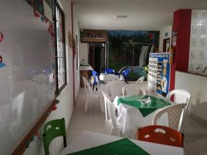 Hotel cafeteria San Miguelito, Hotely  Paipa - big - 6