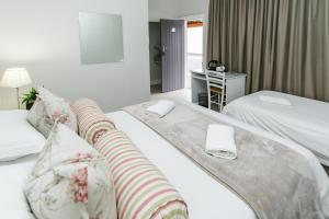 Deluxe Queen Kamer met Extra Bed