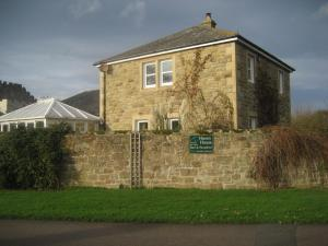 Haven House B&B in Beadnell, Northumberland, England