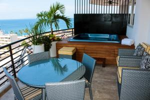 Apartment with Sea View and jacuzzi