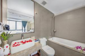Halina Hotel and Apartment, Hotels  Da Nang - big - 3