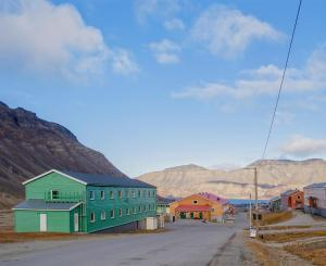 Coal Miners' Cabins, Ostelli  Longyearbyen - big - 12