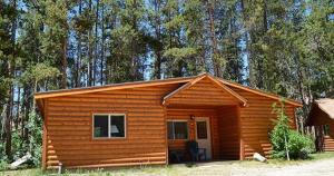 Daven Haven Lodge & Cabins, Chaty v prírode  Grand Lake - big - 4