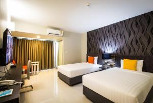 PM Residence, Hotel  Hat Yai - big - 20