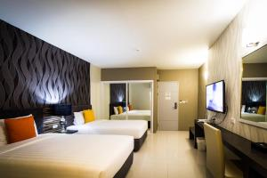 PM Residence, Hotel  Hat Yai - big - 21