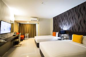 PM Residence, Hotel  Hat Yai - big - 22