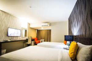 PM Residence, Hotel  Hat Yai - big - 18