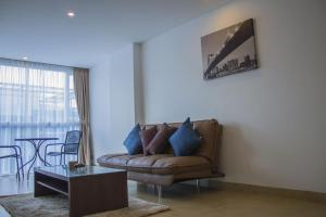 Avenue Residence condo by Liberty Group, Apartmány  Pattaya Central - big - 43