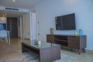 Avenue Residence condo by Liberty Group, Ferienwohnungen  Pattaya - big - 68
