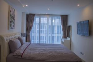 Avenue Residence condo by Liberty Group, Apartmány  Pattaya Central - big - 8