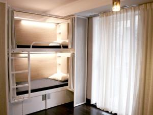 Bed in 14-Bed Mixed Dormitory Room