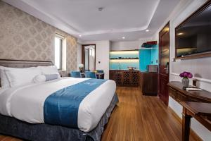 Halina Hotel and Apartment, Hotels  Da Nang - big - 14